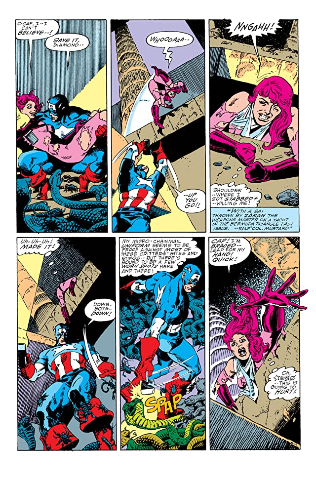 click for super-sized previews of Captain America (1968-1996) #361