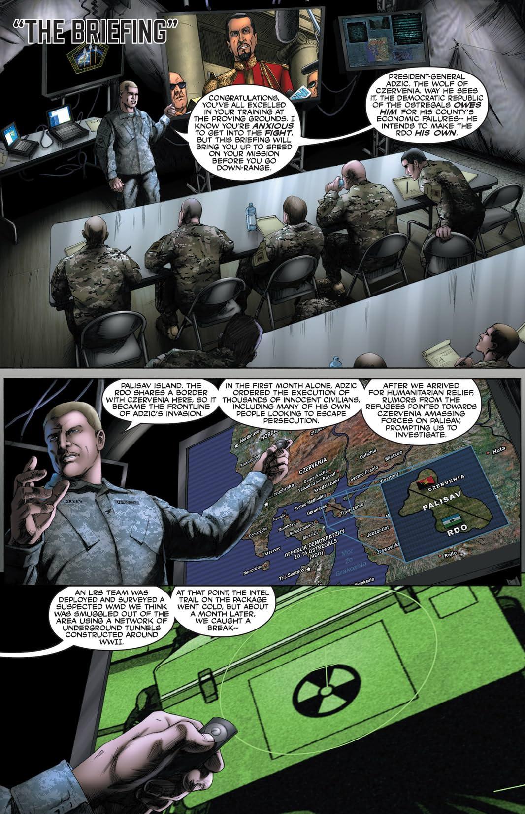 America's Army #0