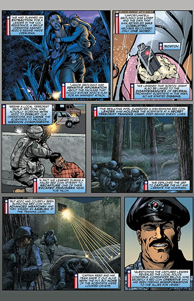 click for super-sized previews of America's Army #0