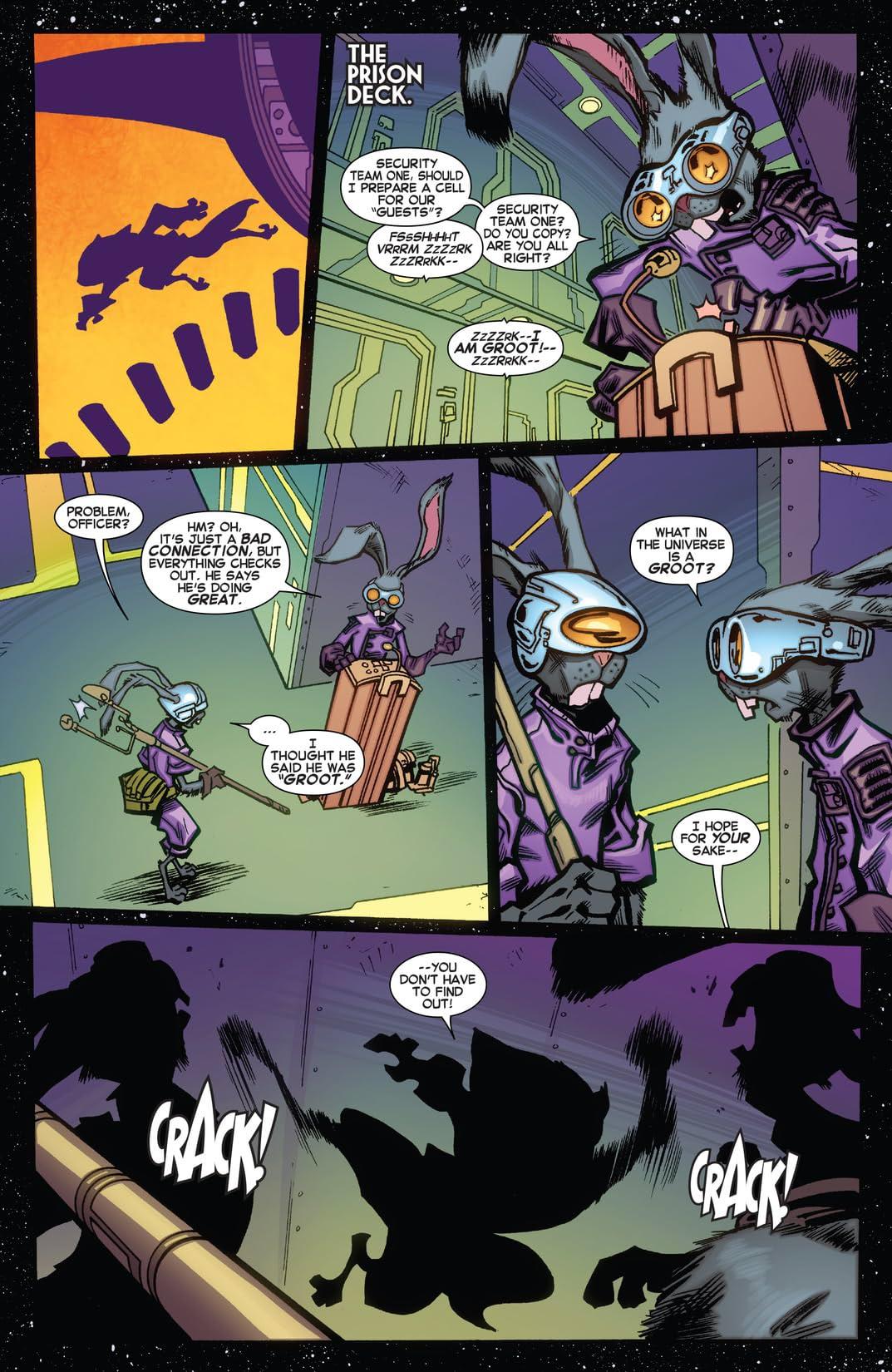 FCBD: Rocket Raccoon