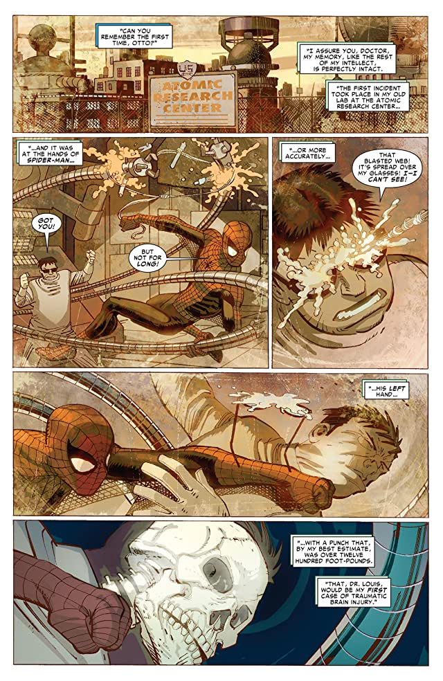 click for super-sized previews of Amazing Spider-Man (1999-2013) #600