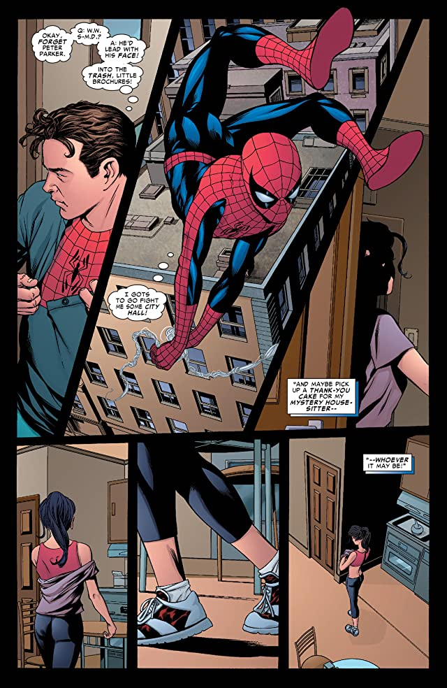 Amazing Spider-Man (1999-2013) #592