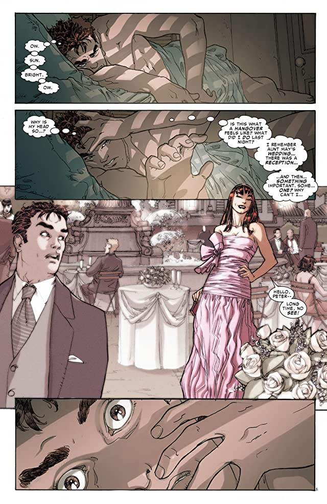 click for super-sized previews of Amazing Spider-Man (1999-2013) #601
