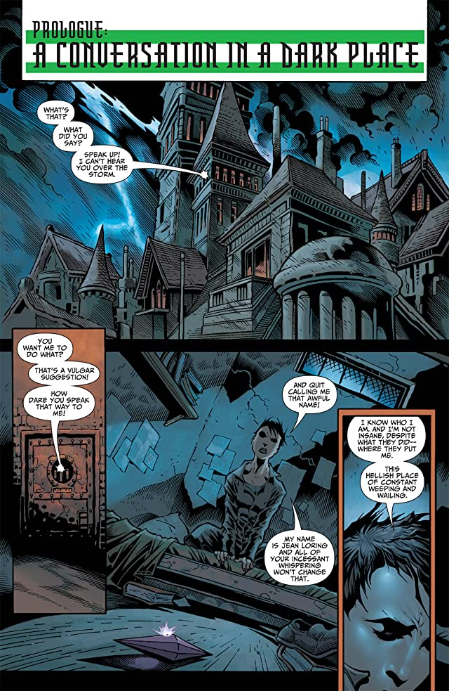 click for super-sized previews of Day of Vengeance #1