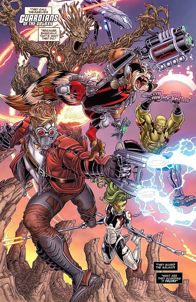 FCBD: Guardians Of The Galaxy