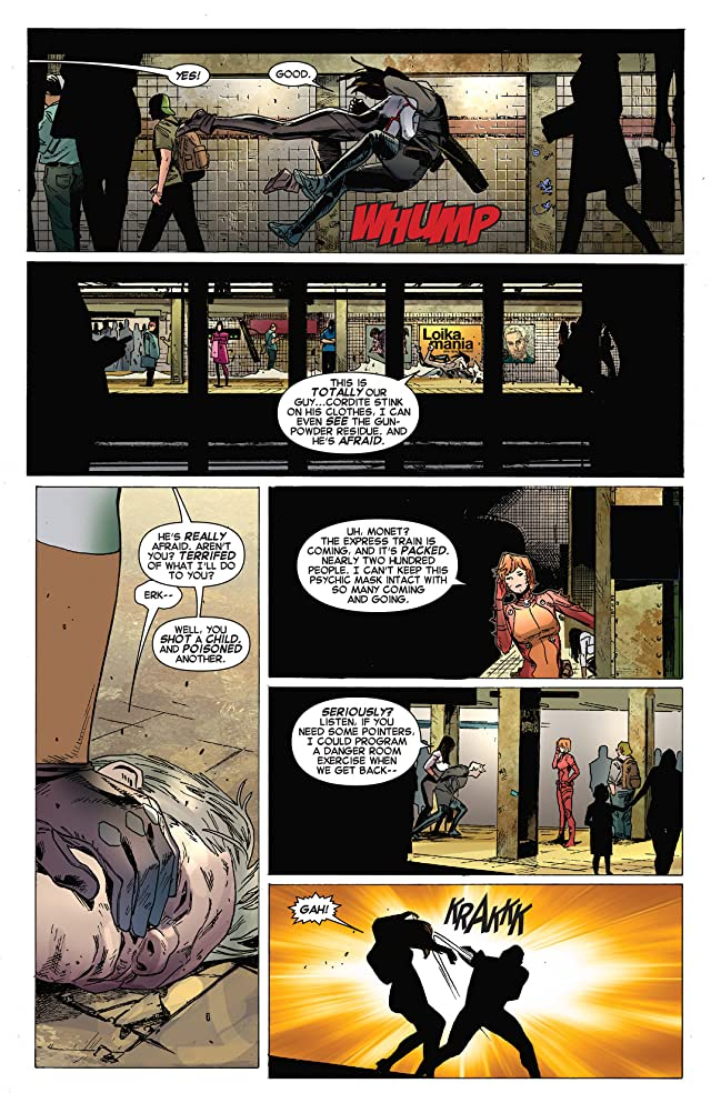 click for super-sized previews of X-Men (2013-) #14