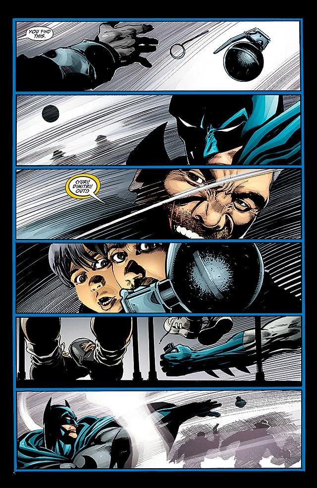 Batman (1940-2011) #661