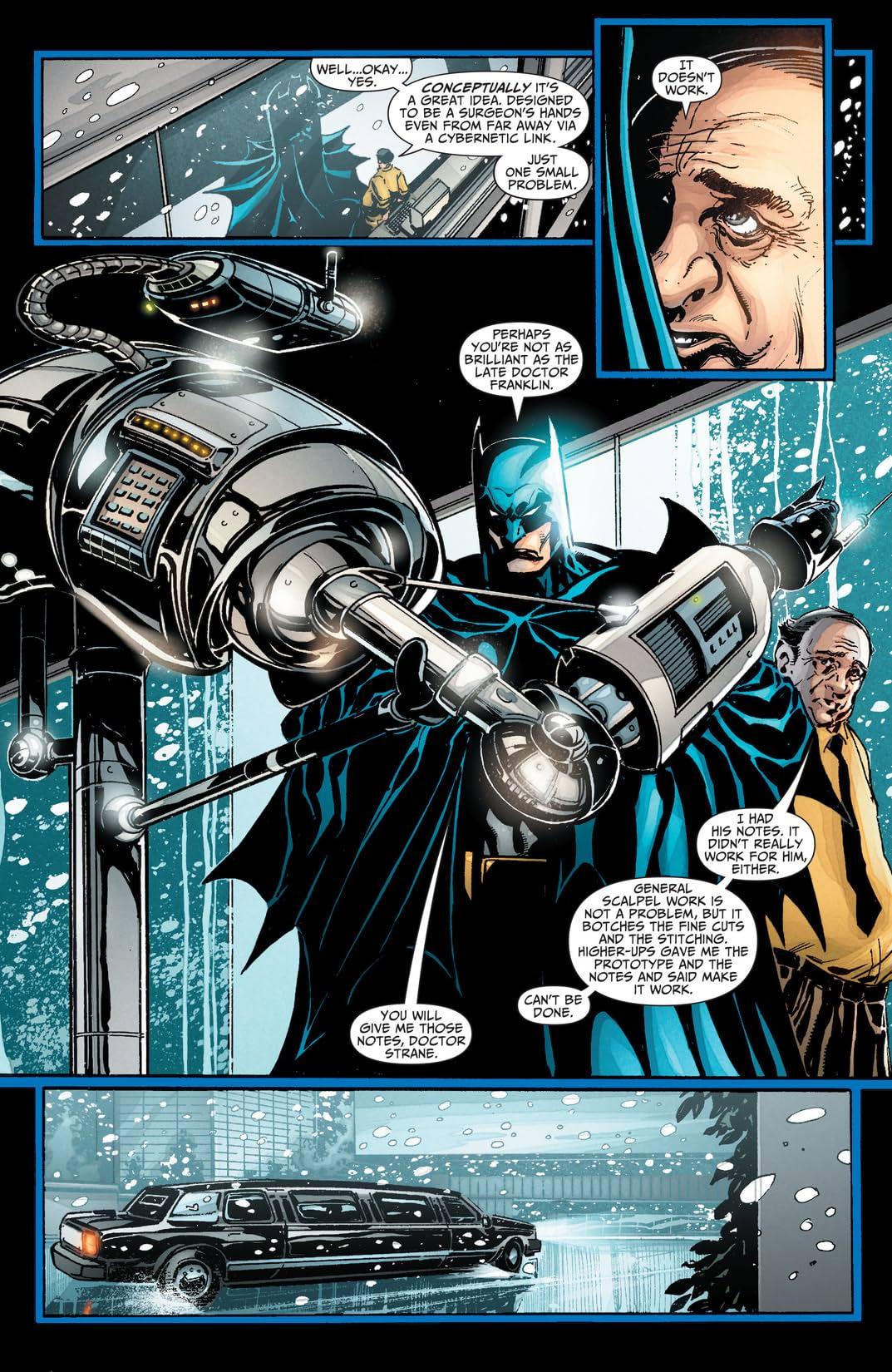 Batman (1940-2011) #660