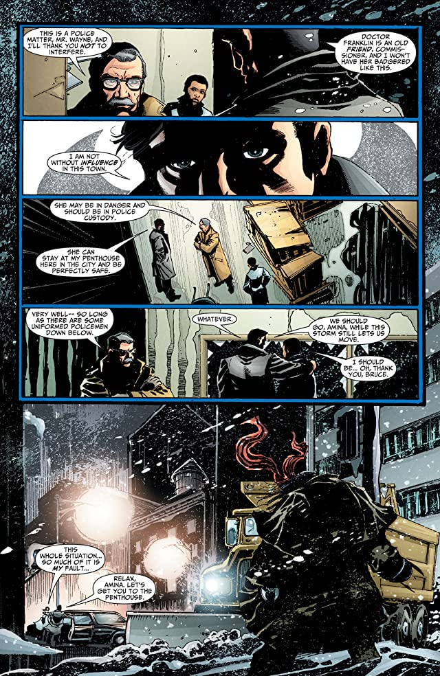 click for super-sized previews of Batman (1940-2011) #662