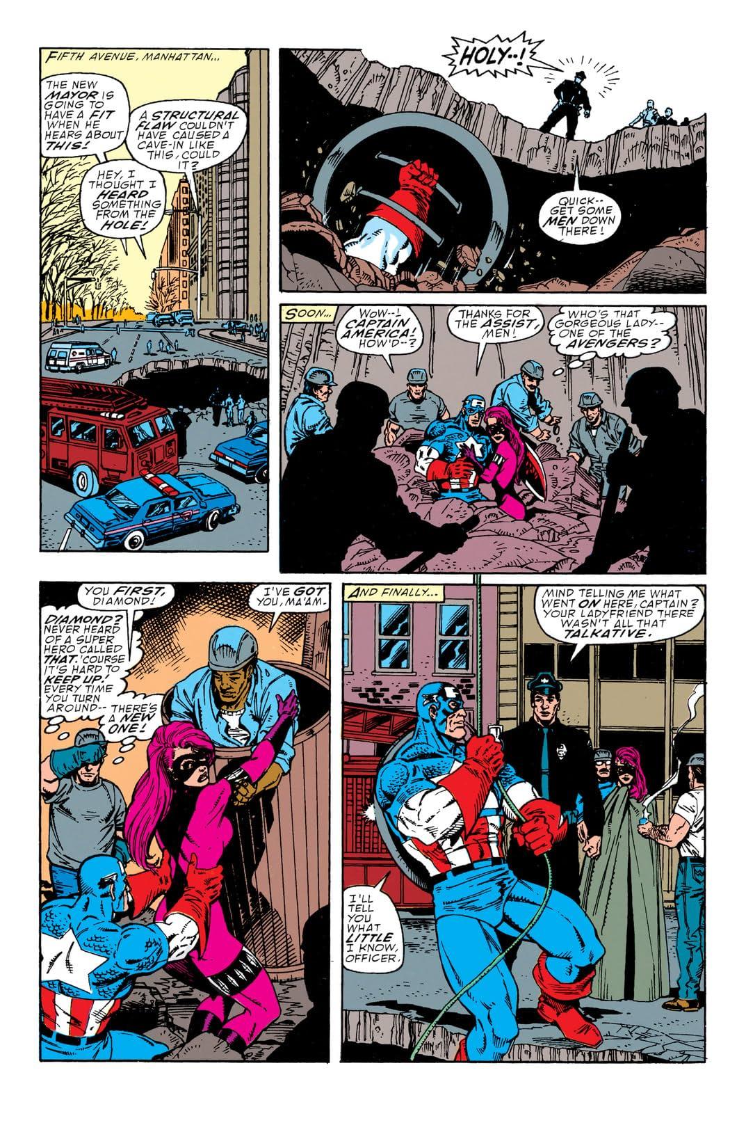 Captain America (1968-1996) #370