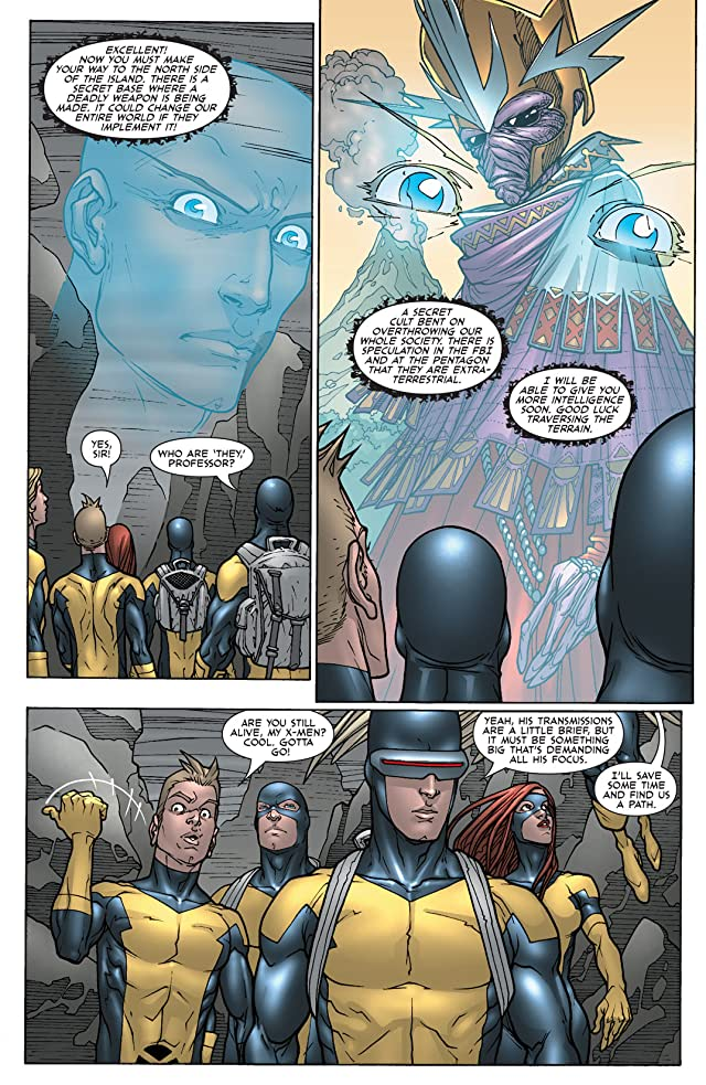 click for super-sized previews of X-Men: First Class II #2