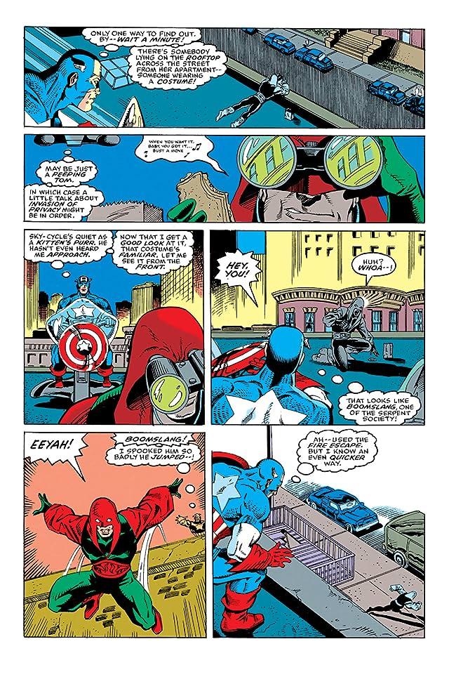 Captain America (1968-1996) #372