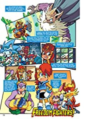 Sonic Super Special Magazine #11