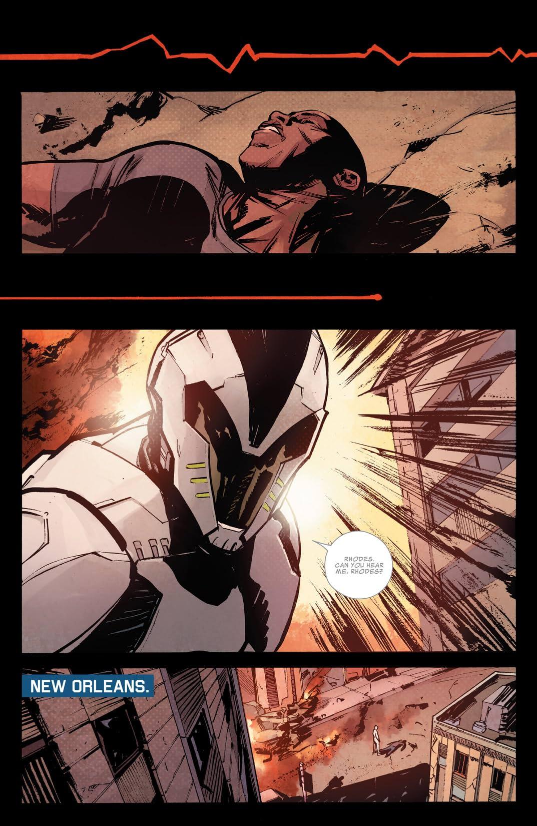Iron Patriot (2014) #3