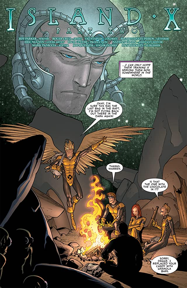 click for super-sized previews of X-Men: First Class II #3