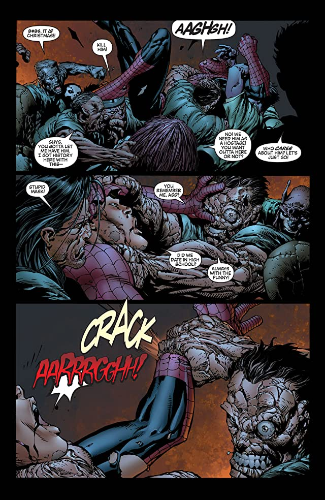 click for super-sized previews of New Avengers (2004-2010) #2