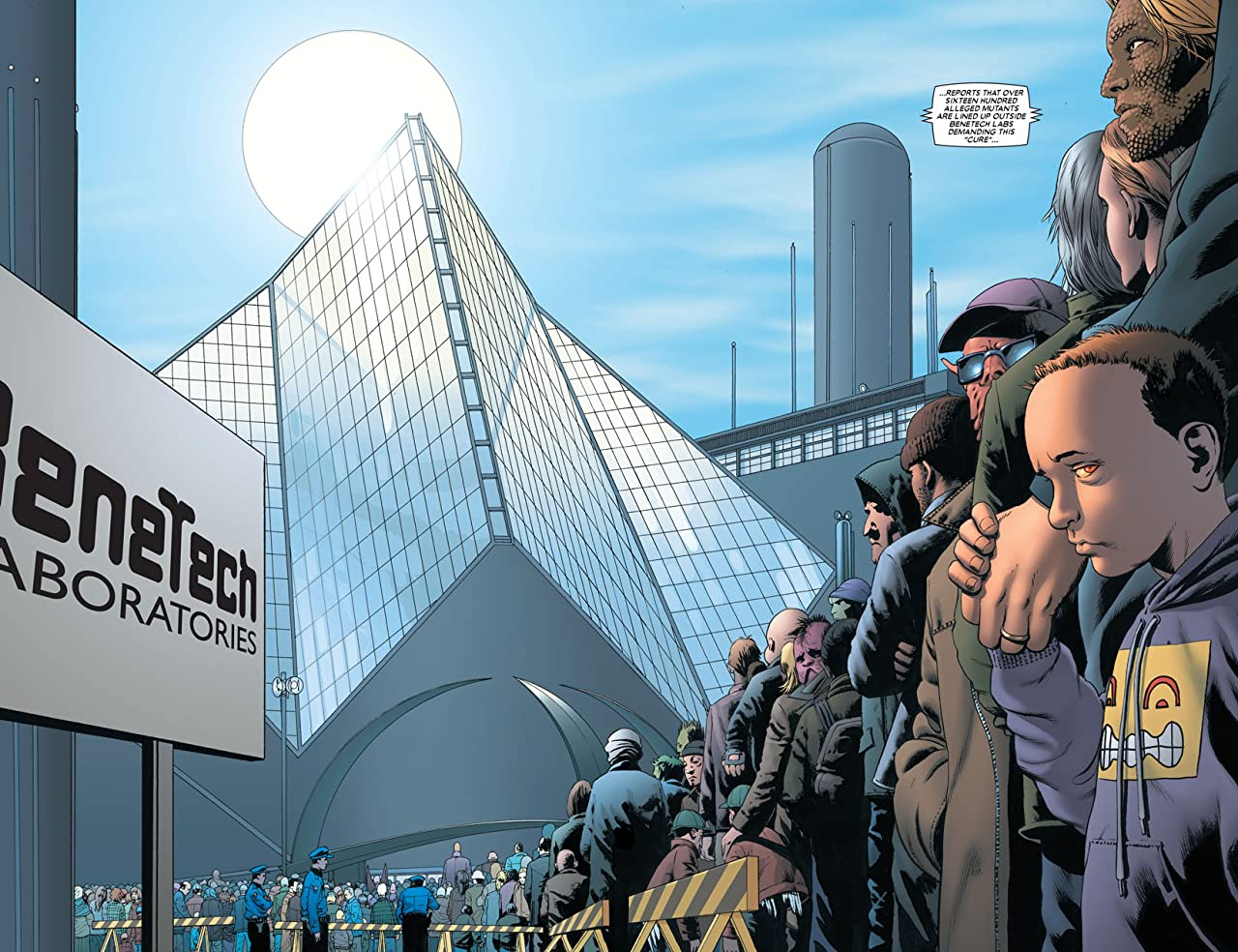 Astonishing X-Men (2004-2013) #3