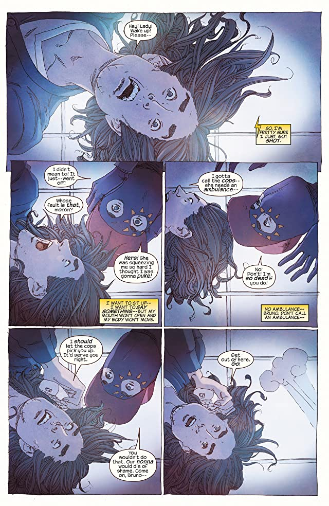 click for super-sized previews of Ms. Marvel (2014-) #4