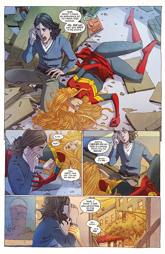 click for super-sized previews of Ms. Marvel (2014-2015) #4