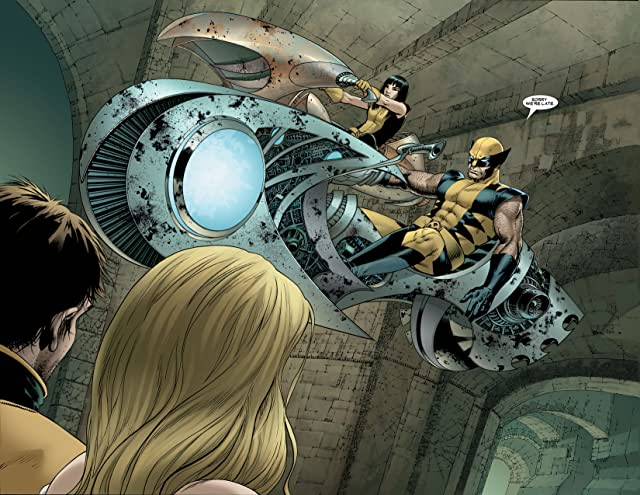 click for super-sized previews of Astonishing X-Men (2004-2013) #21