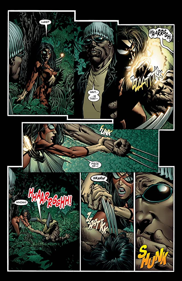 click for super-sized previews of New Avengers (2004-2010) #5