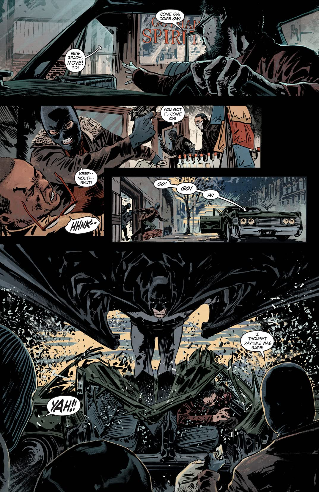 Legends of the Dark Knight (2012-2015) Vol. 2