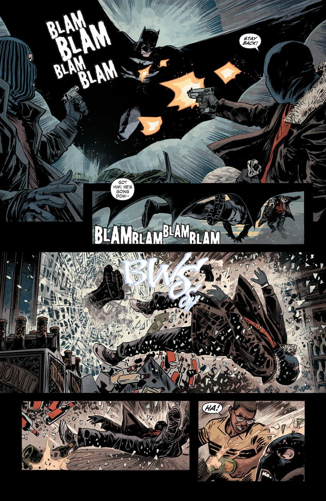 Legends of the Dark Knight (2012-) Vol. 2
