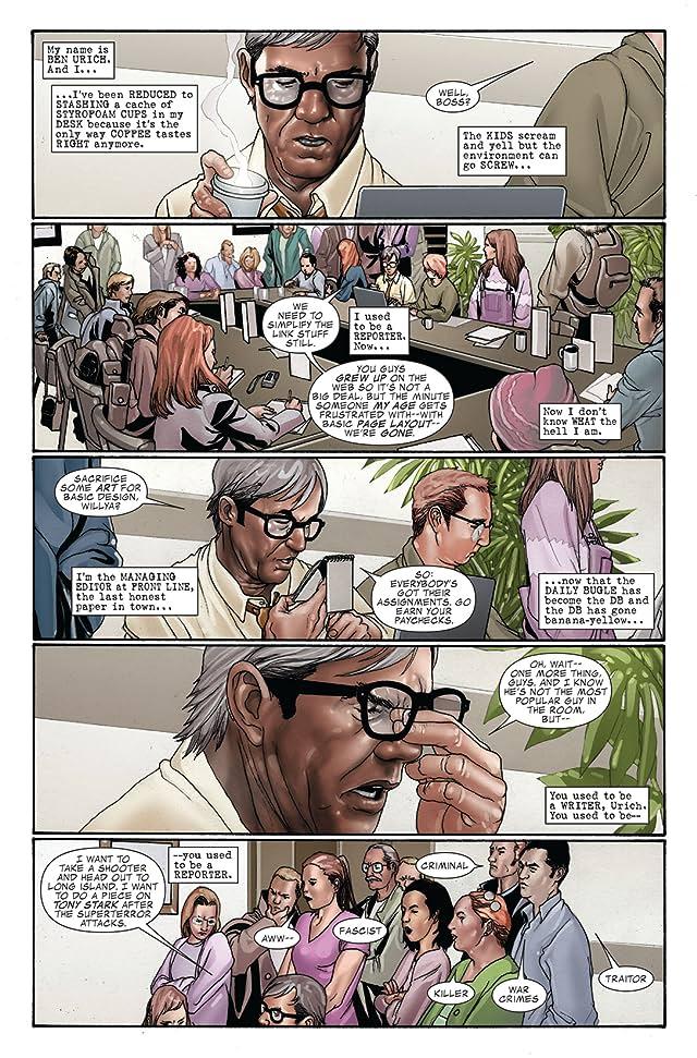 Invincible Iron Man (2008-2012) #7