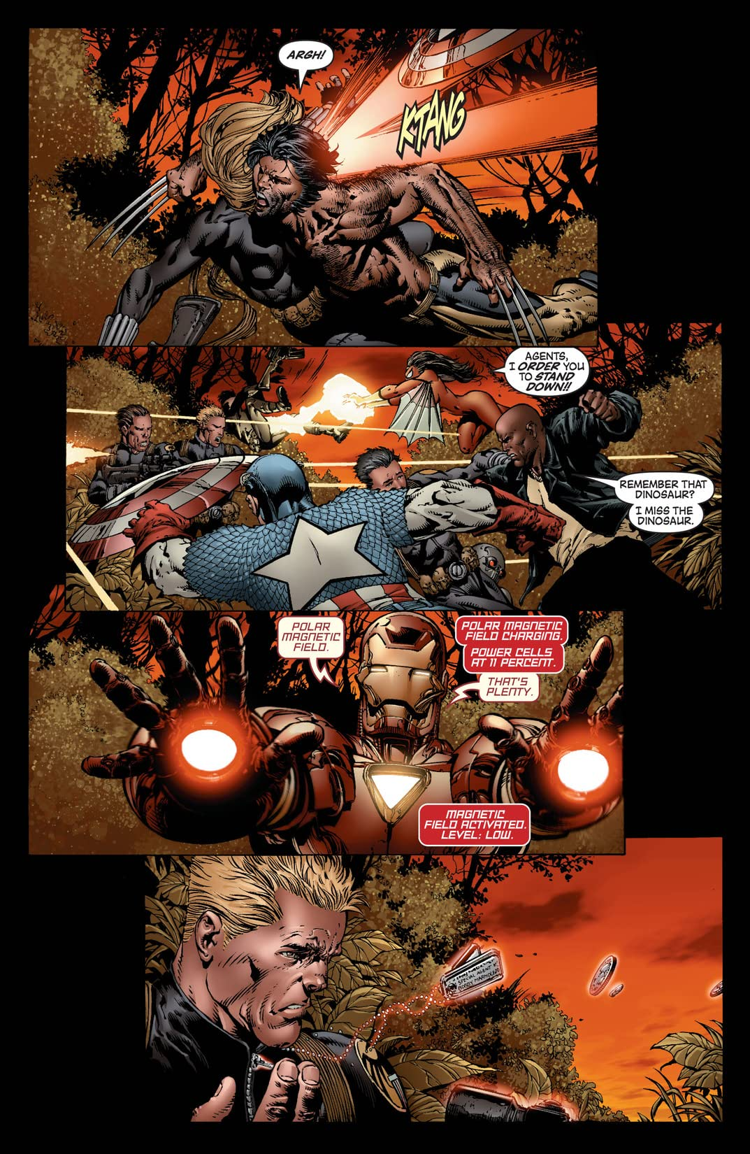 New Avengers (2004-2010) #6