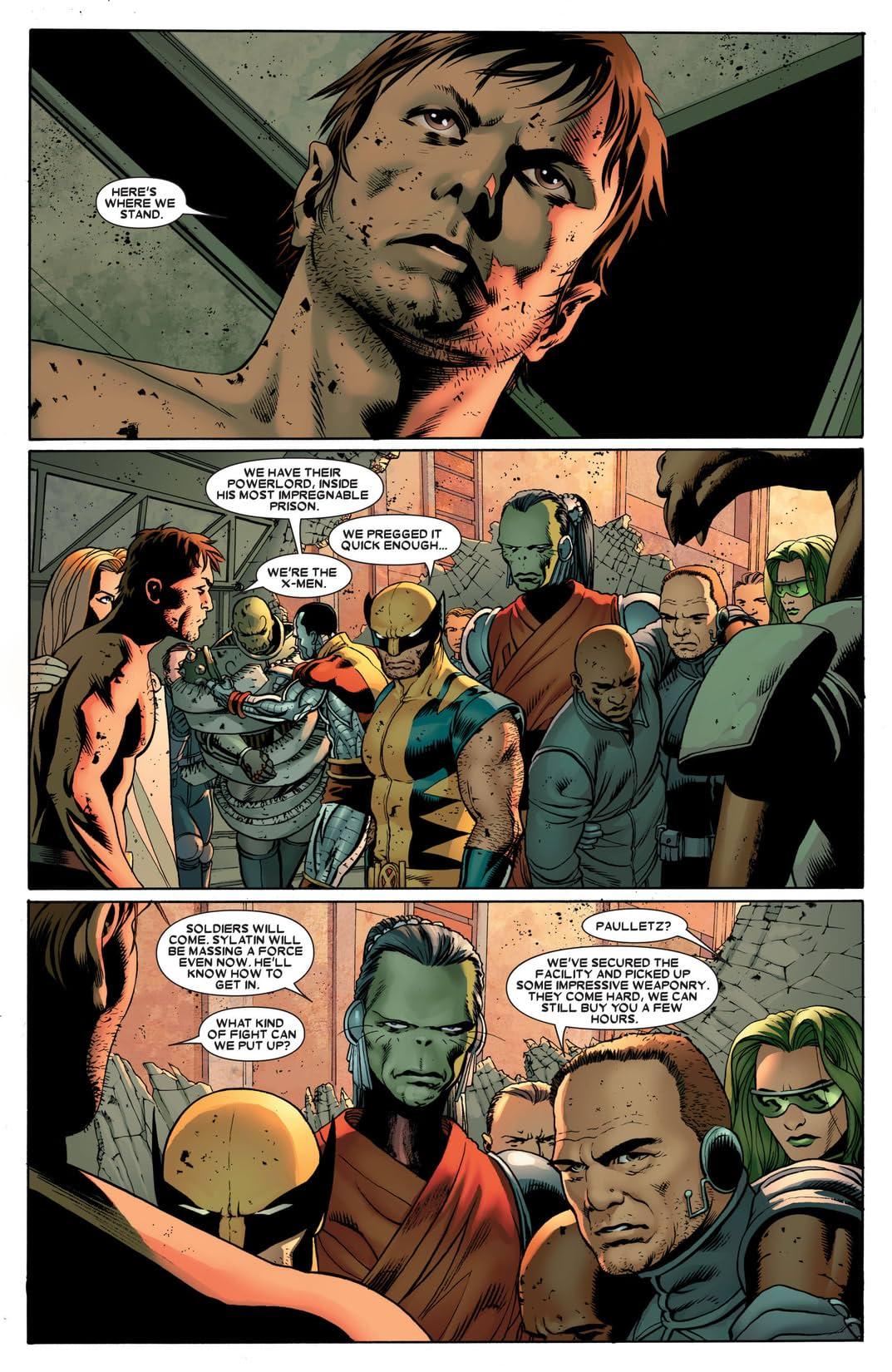 Astonishing X-Men (2004-2013) #24