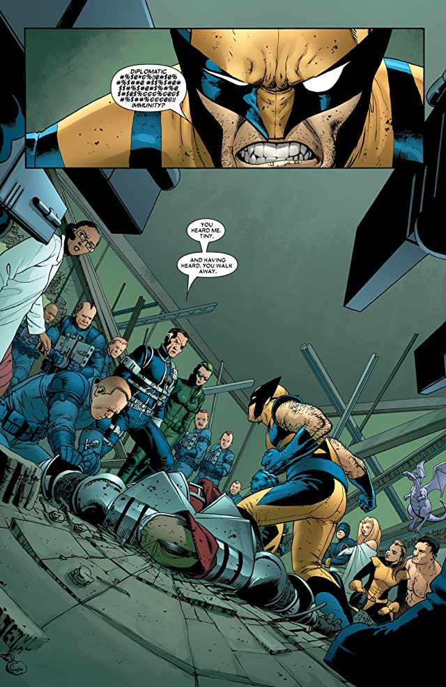 click for super-sized previews of Astonishing X-Men (2004-2013) #6