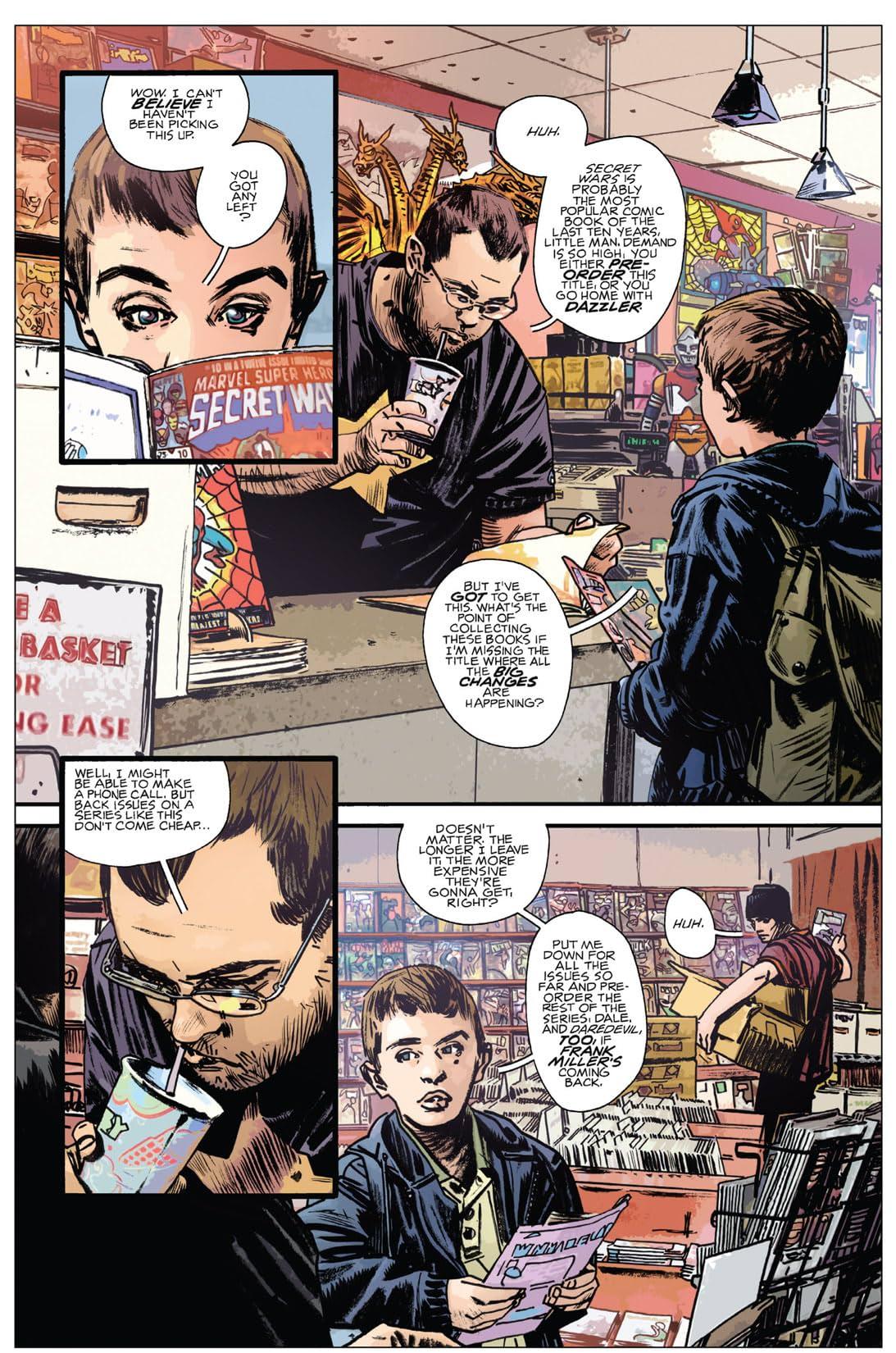 Marvel 1985 #1 (of 6)