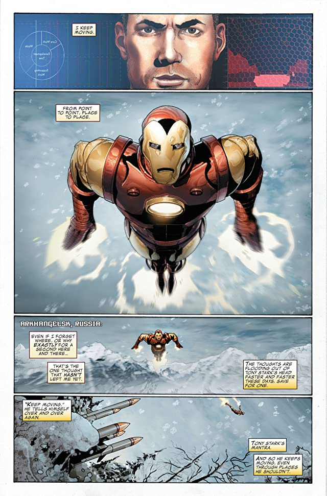 click for super-sized previews of Invincible Iron Man (2008-2012) #14
