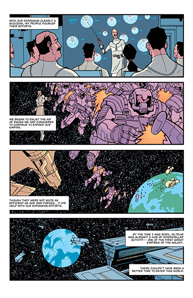 click for super-sized previews of Invincible #11