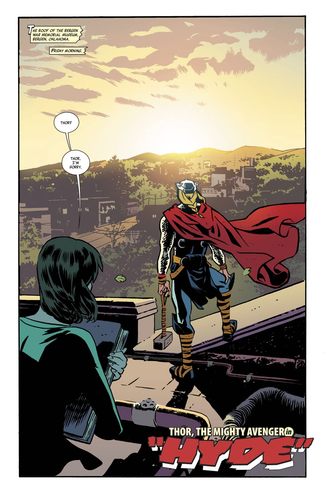 Thor: The Mighty Avenger #2