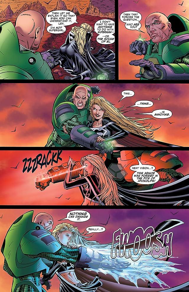Supergirl (2005-2011) #4
