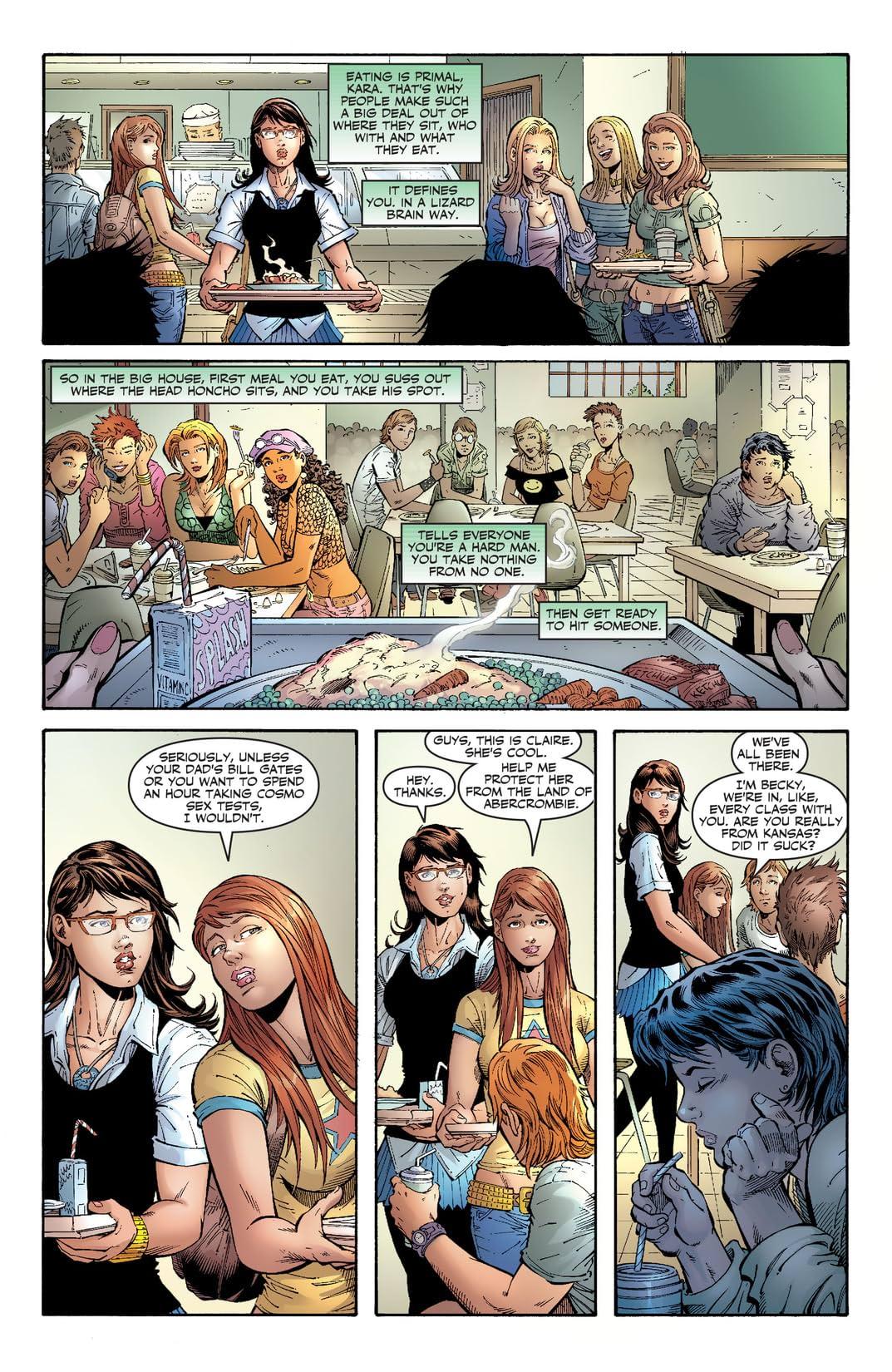 Supergirl (2005-2011) #10