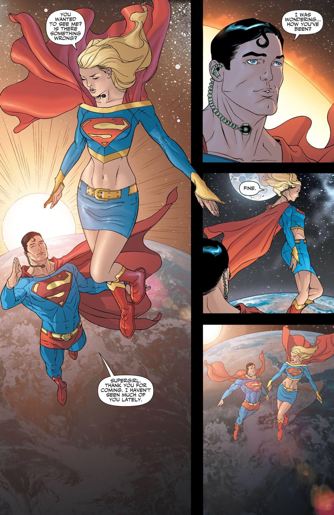 Supergirl (2005-2011) #25