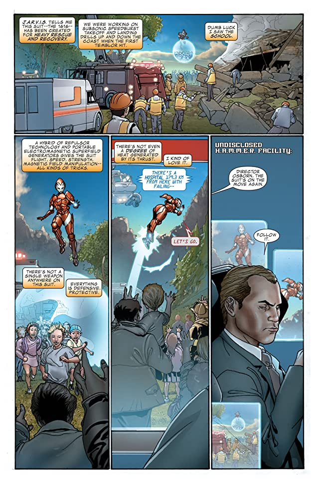 click for super-sized previews of Invincible Iron Man (2008-2012) #12