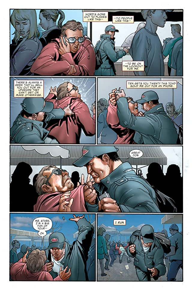 Invincible Iron Man (2008-2012) #13