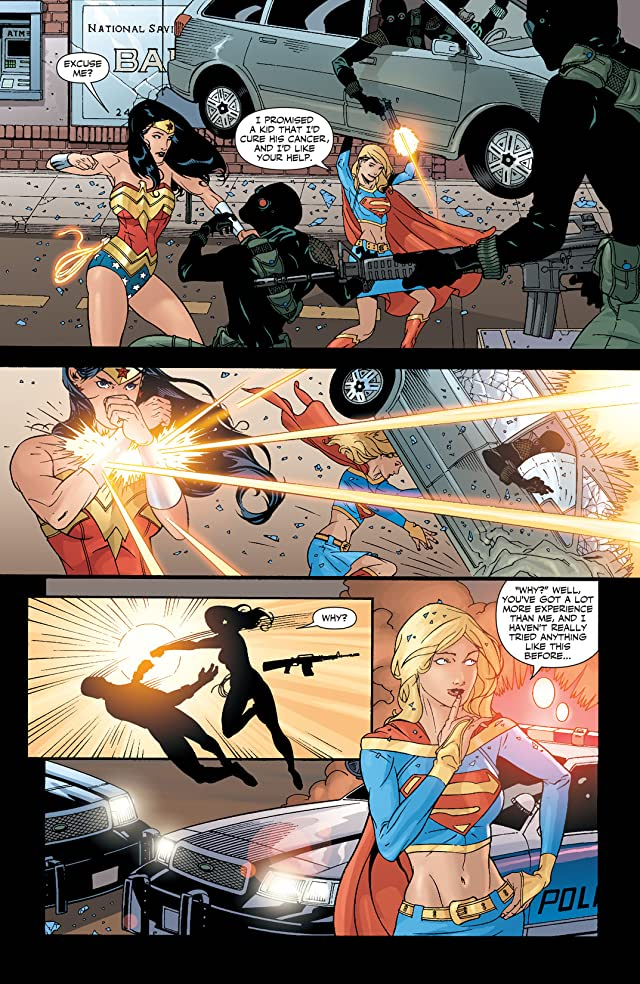Supergirl (2005-2011) #28
