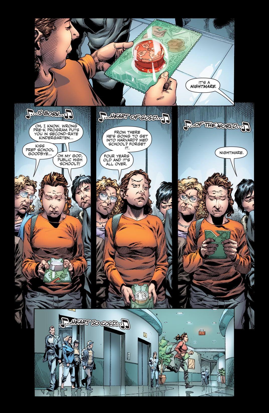 Supergirl (2005-2011) #31