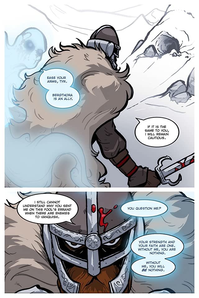 Wolves of Odin #1