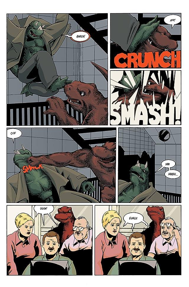 Blastosaurus #6