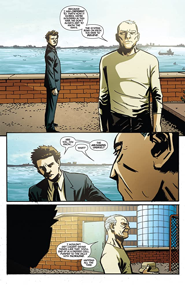 click for super-sized previews of The Mission #2