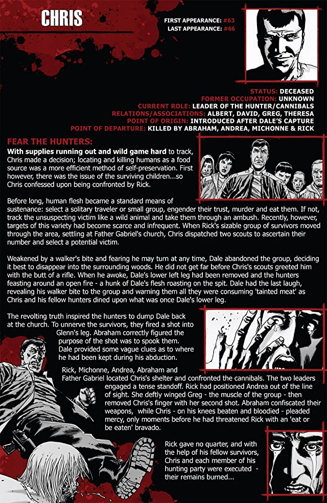 The Walking Dead Survivors' Guide #2 (of 4)
