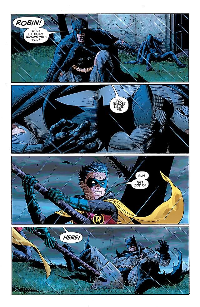 Batman and Robin (2009-2011) #12