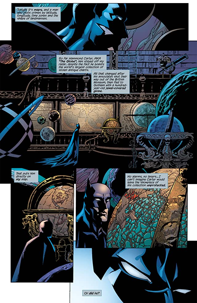 click for super-sized previews of Detective Comics (1937-2011) #840