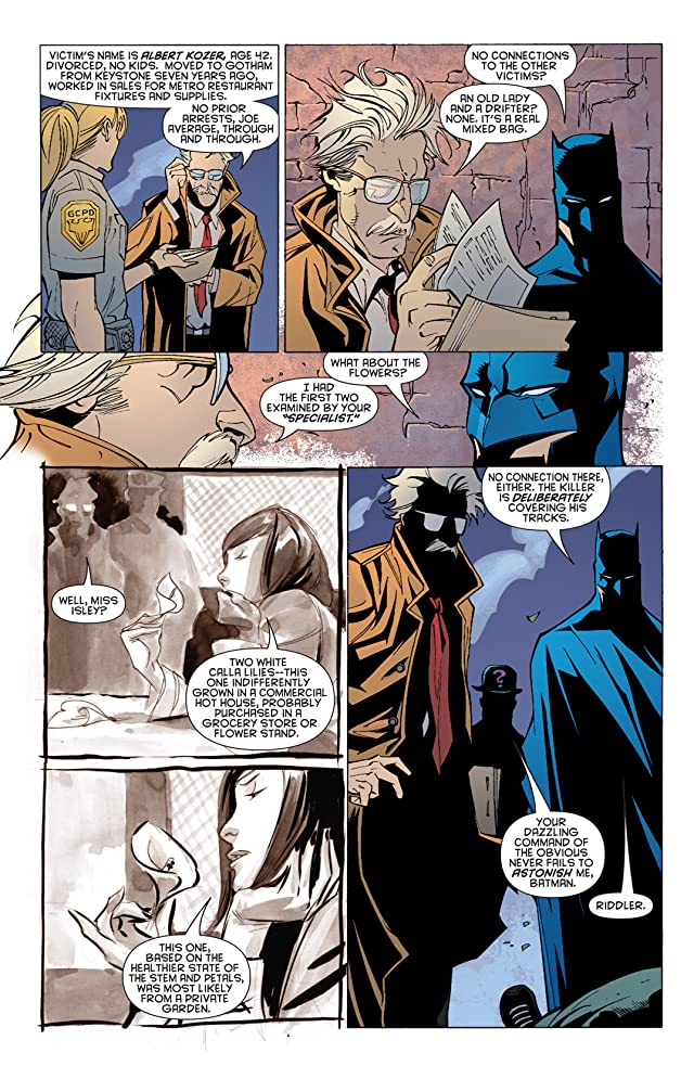 click for super-sized previews of Detective Comics (1937-2011) #845