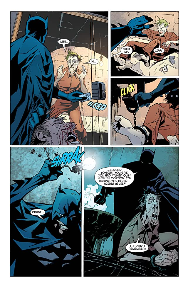 click for super-sized previews of Detective Comics (1937-2011) #849